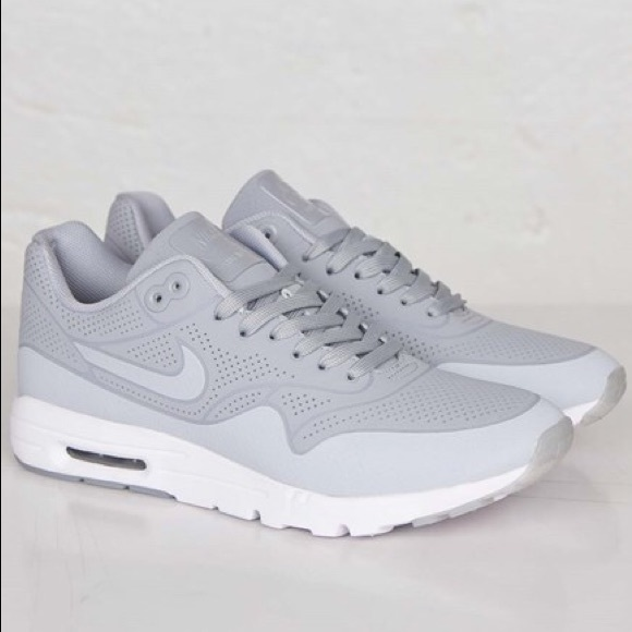 Nike Wmns Air Max 1 Ultra Moire Wolf Grey